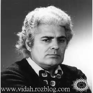 زنده یاد احمد شاملو-شاعر