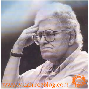 استاد احمد شاملو-شاعر