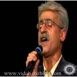 ناصر رزازی،خواننده ی شعر زبان کوردی