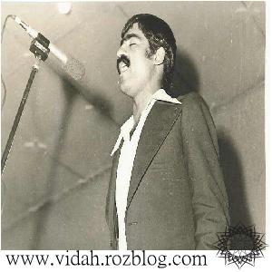 ناصر رزازی،عکس قدیمی دوران جوانی