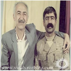 ناصر رزازی از خوانندگان بزرگ شعر کردی