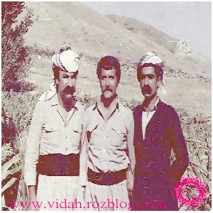 عکس قدیم از ناصر رزازی